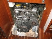 Yanmar 3GM3 diesel engine